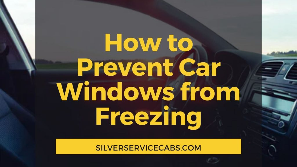 How to Prevent Car Windows from Freezing